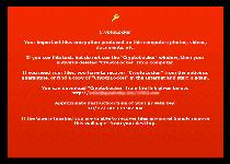 CryptoLocker Ransomware Image 3